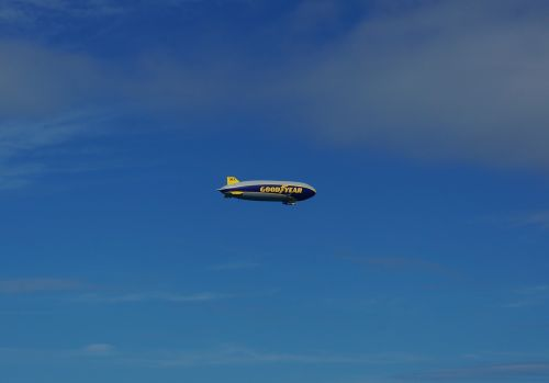 airship goodyear blimp
