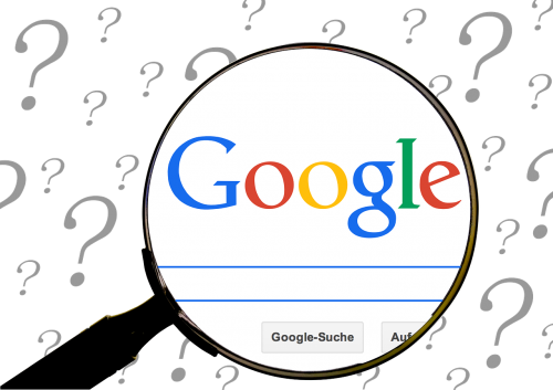 google question online search