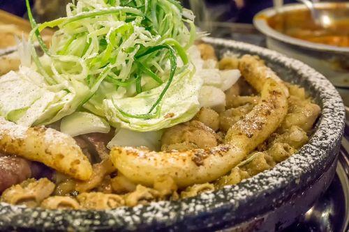 gopchang korean korean food