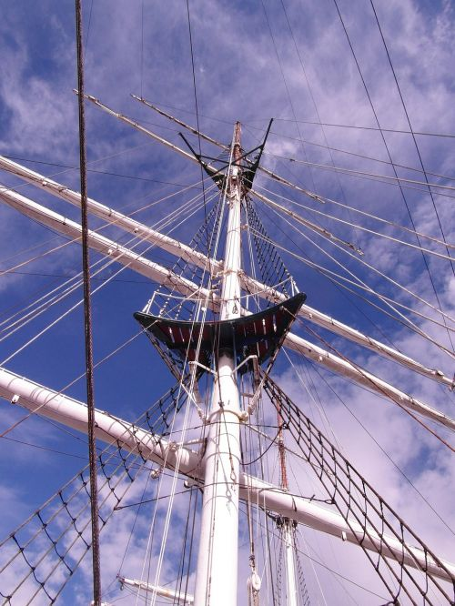 gorch fock mast sailing vessel