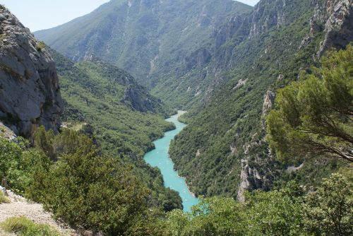 gorges verdon south