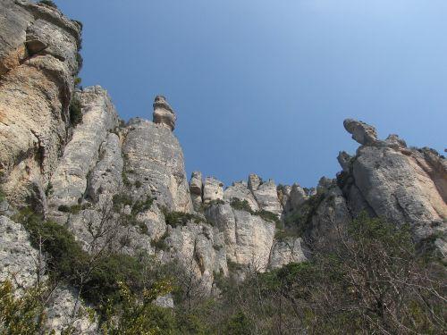 gorges de la jonte,Gorge,tar Gorge,laipiojimas uolomis,lipti,Rokas,ardeche