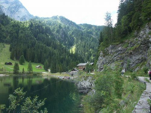 gosausee dachstein lake