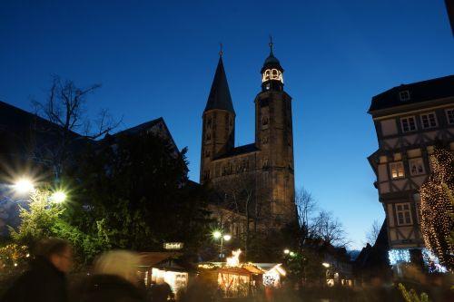 goslar church tower