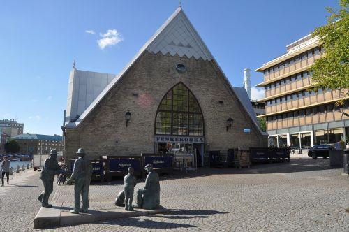 gotemburgo vastra gotaland county market square