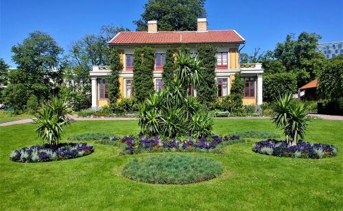 gothenburg the garden society of gothenburg park