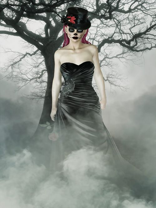 gothic fantasy dark