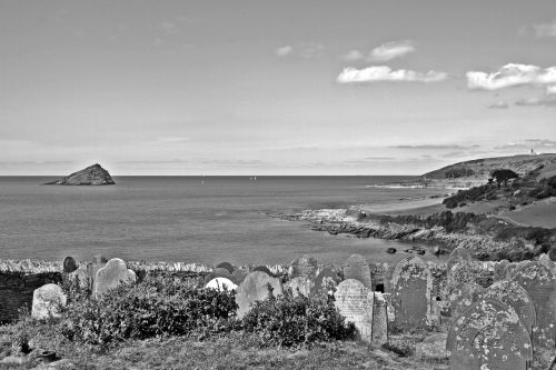gothic grave stones mystical