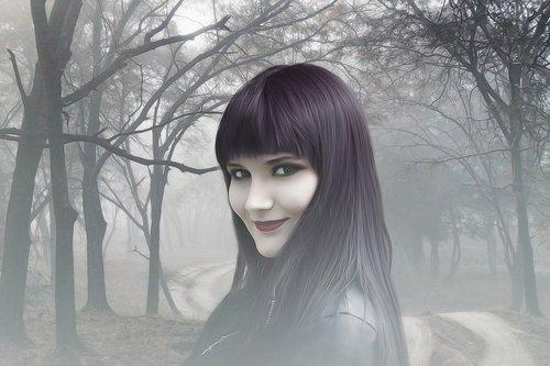 gothic  goth  fantasy