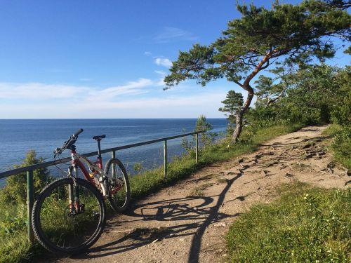 cycle gotland högklint