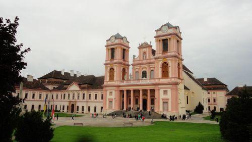 göttweig abbey wachau benedictine abbey