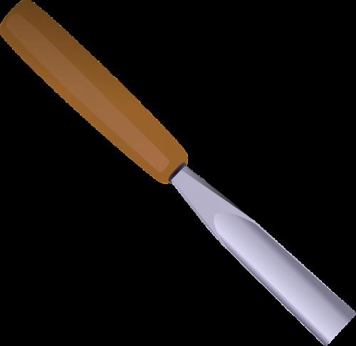 gouge chisel wood
