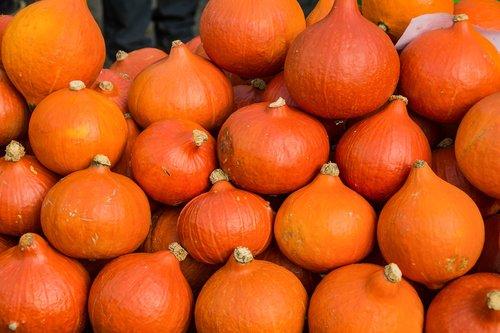 gourd  stacked  orange