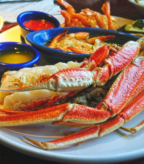 gourmet sauces crab legs