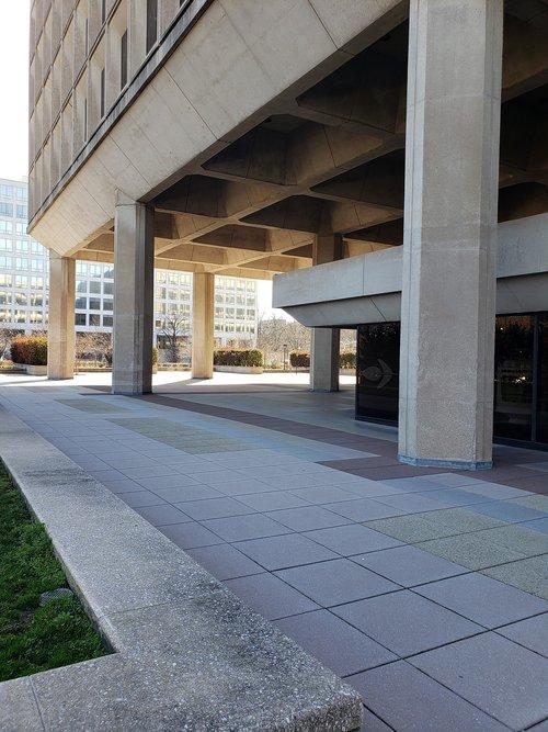 government building  doe  architecture