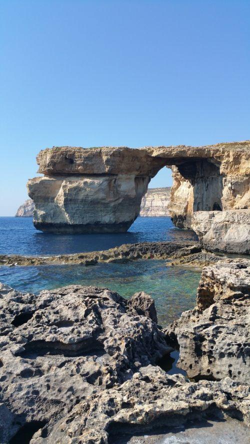 gozo island azure