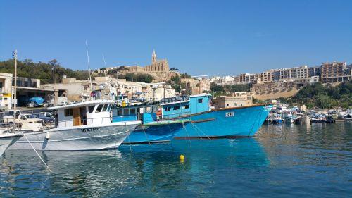 gozo island port