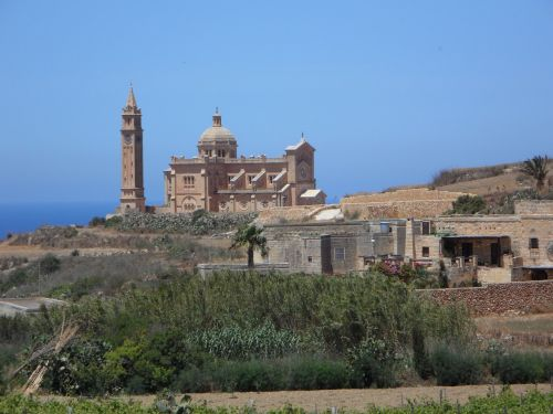 gozo church exposed