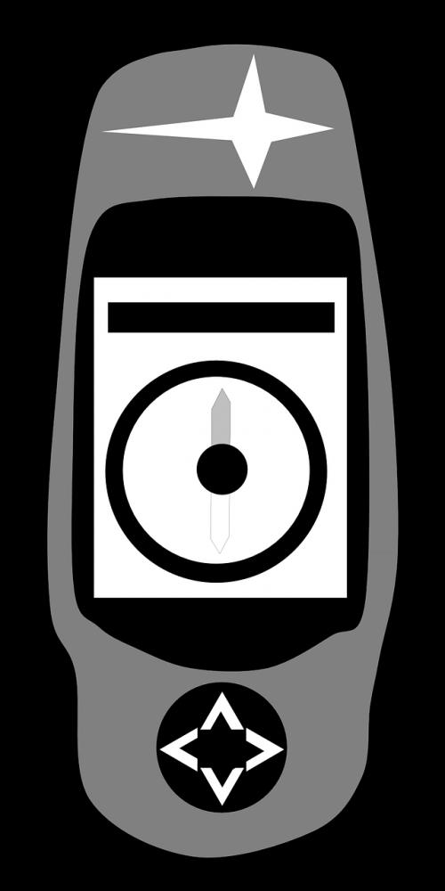 gps handheld gadget