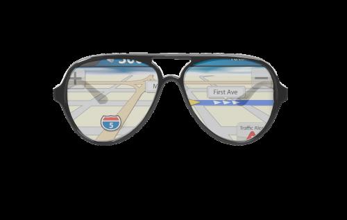 gps glasses shades
