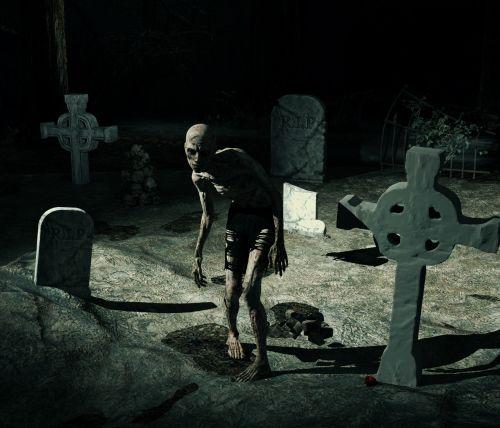 Tombstone Zombie
