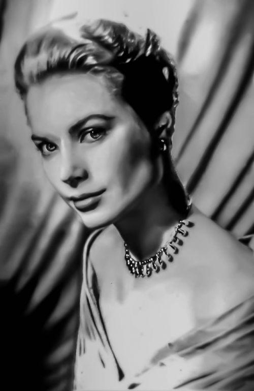 grace kelly-hollywood film actress