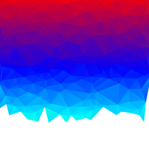 gradient red blue