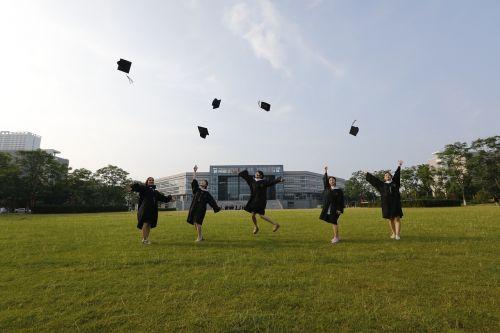 graduation university classmate