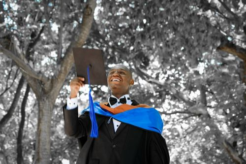 graduation ceremony joy
