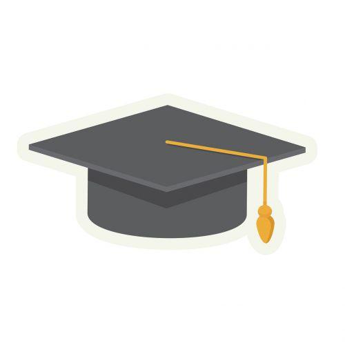 graduation hats wear