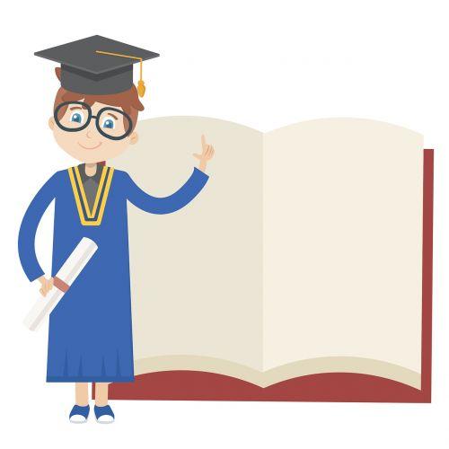 graduation book education
