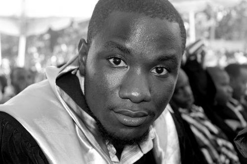 graduation african blackman
