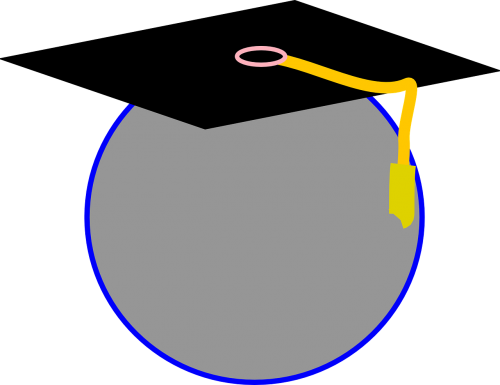 graduation hat education