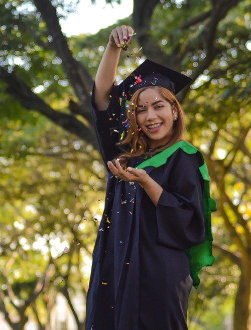 graduation  university  graduate