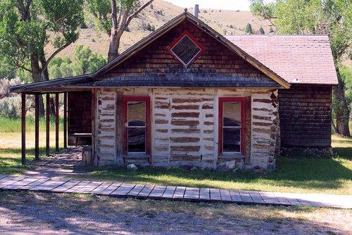 graeter house  montana  usa