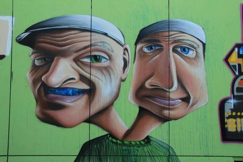 graffiti hydra green boys
