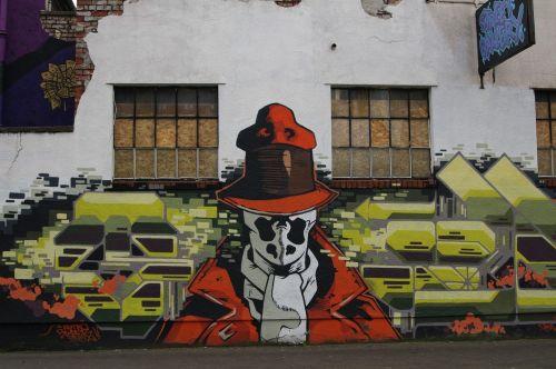 graffiti rorschach comics