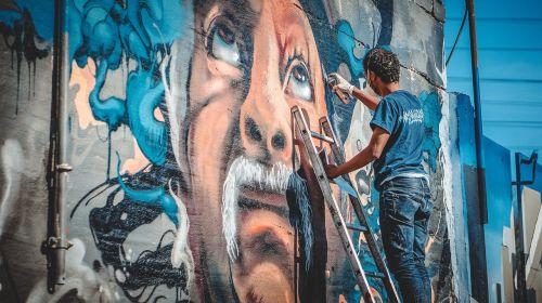 graffiti artist graffiti art
