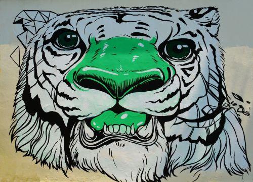 graffiti wall art street art