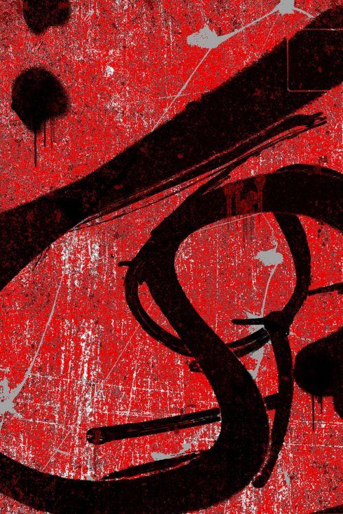 graffiti abstract grunge