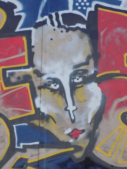 graffiti art sprayer