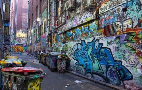 graffiti urban street art