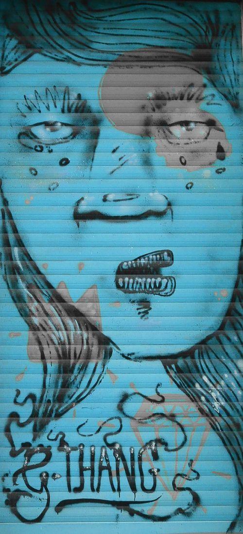 graffiti street art urban art