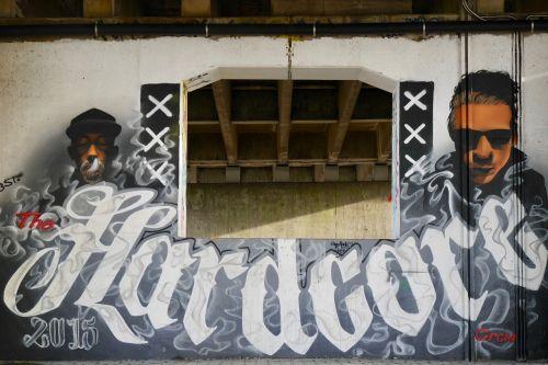 graffiti amsterdam the hardcore crew