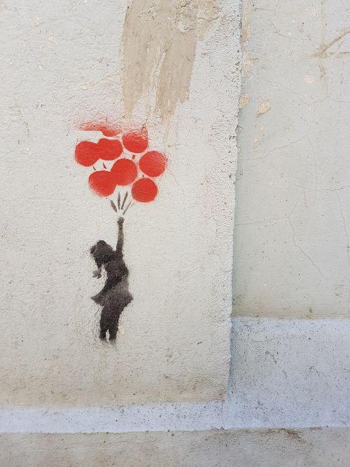 graffiti street art girl