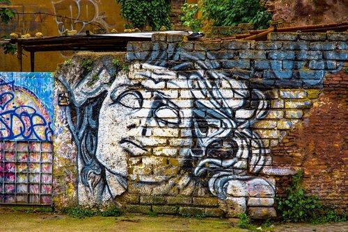 graffiti  tag  paint
