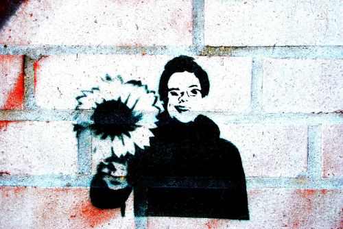 graffiti street art sprayer