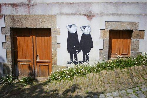 graffiti  street art  hauswand