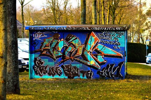 graffiti distributor current