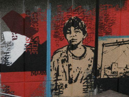 graffiti london waterloo